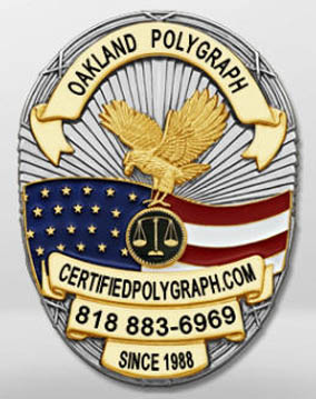 polygraph examination in Oakland